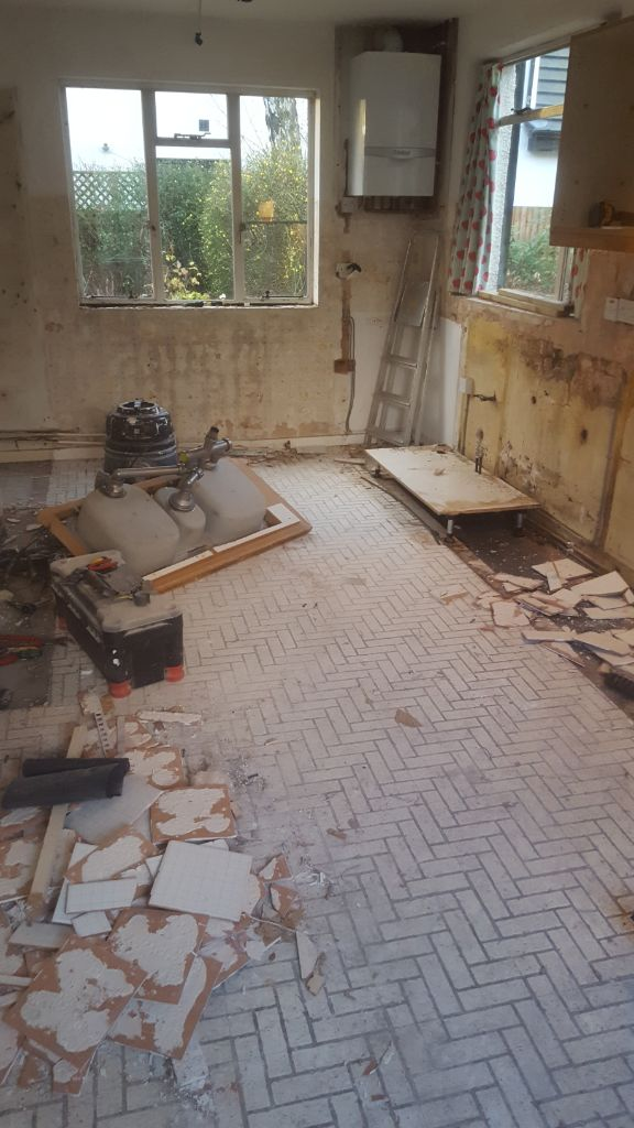 Most Kitchen Renovations Require Demolition, be Prepared